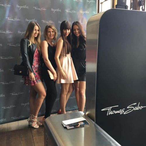 Thomas Sabo Photo Booth